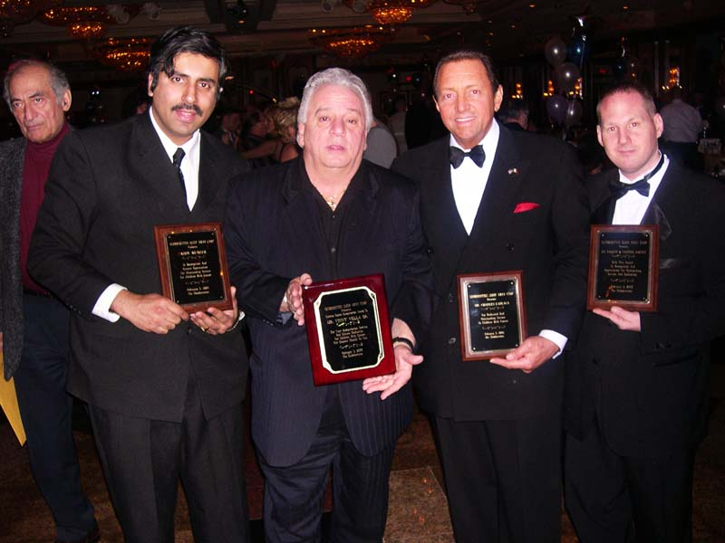 Dr.Abbey honored at Slumberretes Gala 2005