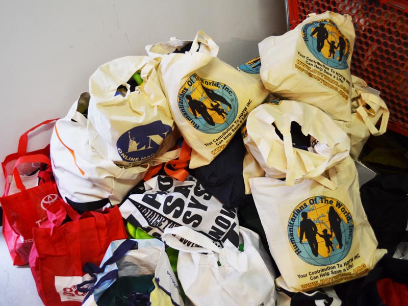 Food & Clothing for Sandy Victims 2012