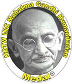 Gandhi Humanitarian Medal