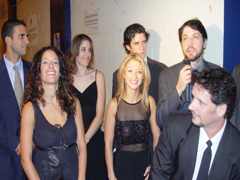 Guests in attendance at our Gala 2002