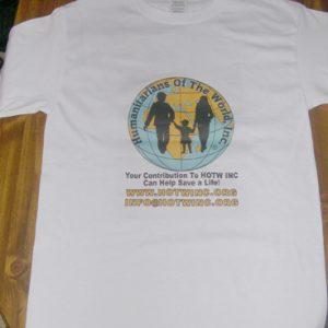 Tee Shirt Front