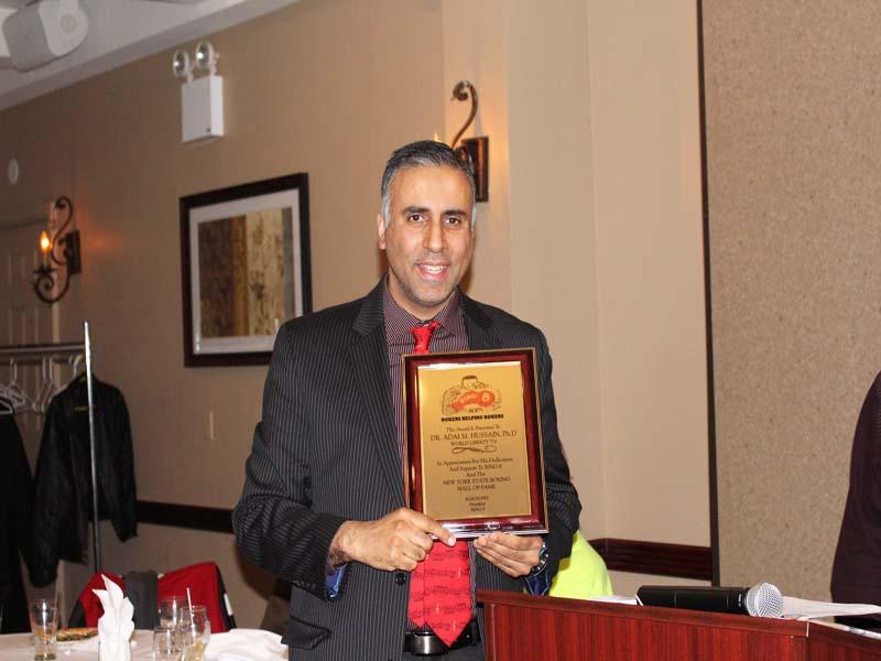 Winner Ring Award 2016