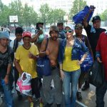 Humanitarians of The World Inc Street Homeless Presentation Aug 6th 2016-NYC