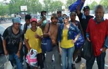 Humanitarians of The World Inc Street Homeless Presentation Aug 6th 2016-NYC